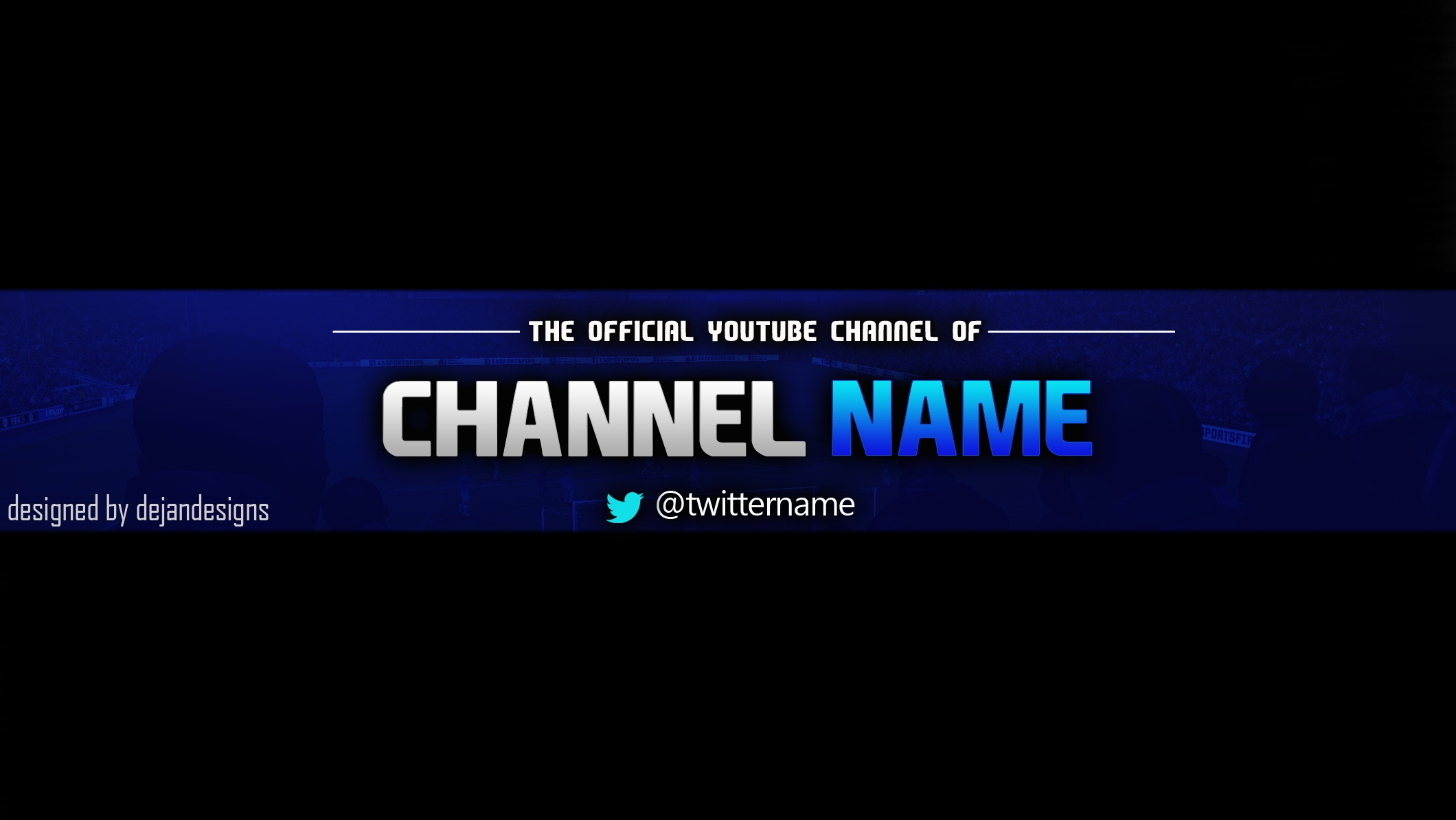 youtube banner template download business - Acur.lunamedia.co