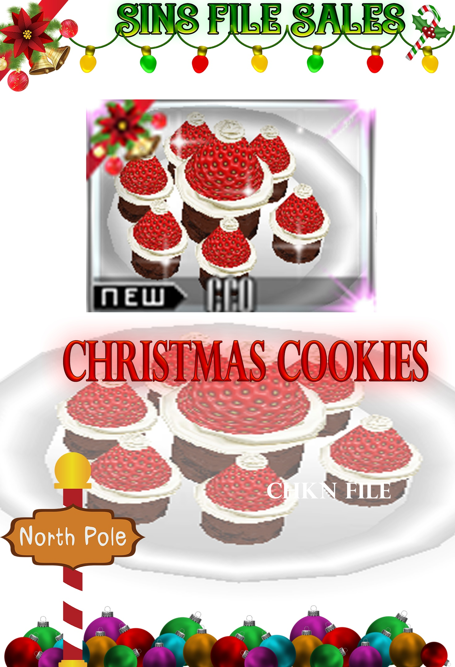 Christmas Cookies CKHN File