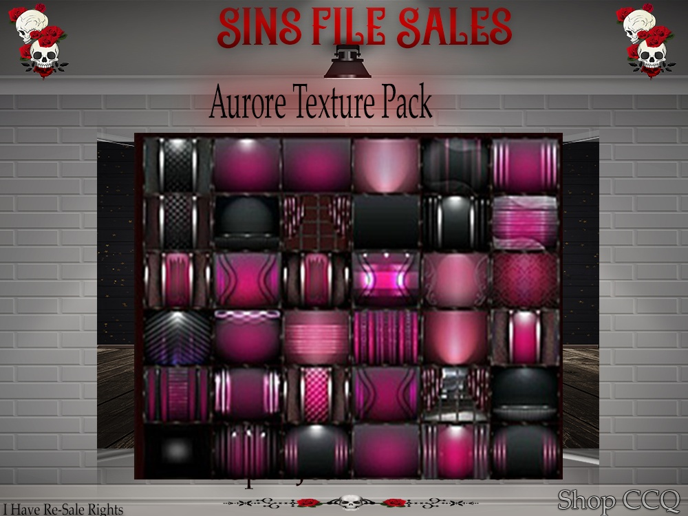 Aurore Texture Pack