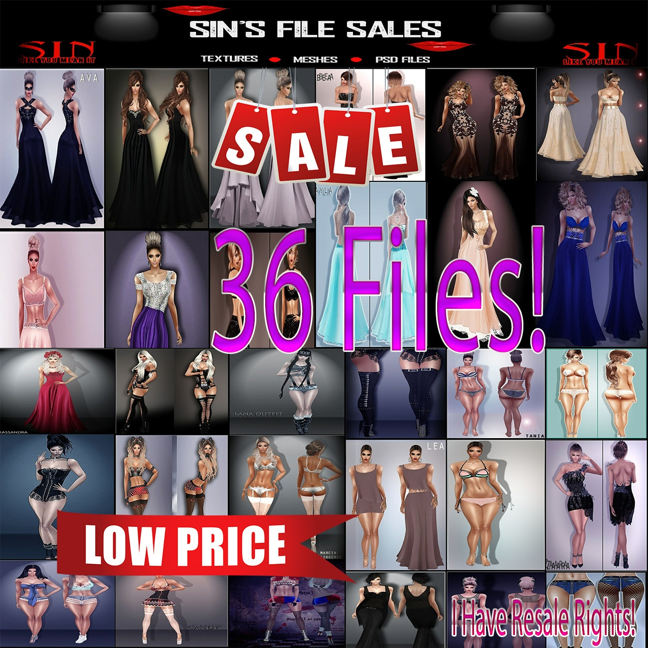 ♥FALL-SALE♥ Bunde and Save 36 Outfit Package!