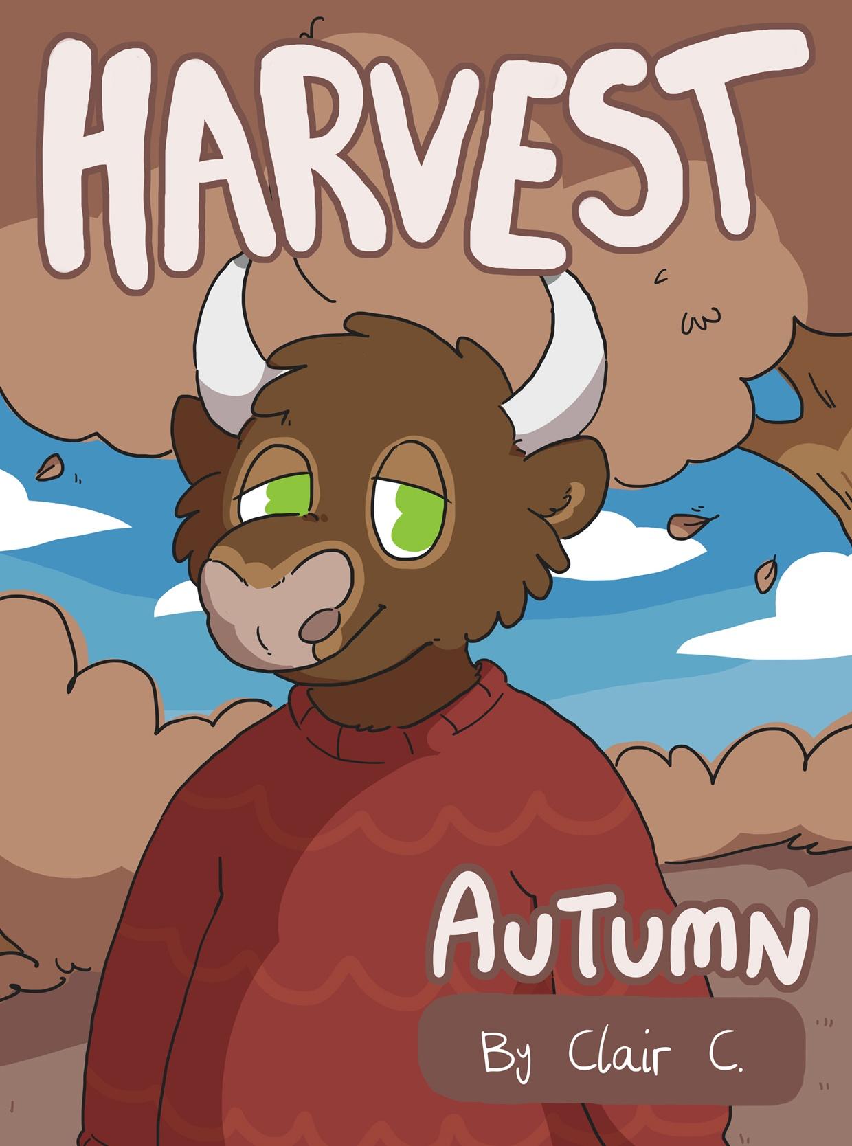 Autumn Harvest PDF & Wallpaper Bundle