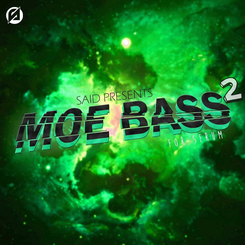 MOE BASS 2 (for Serum)