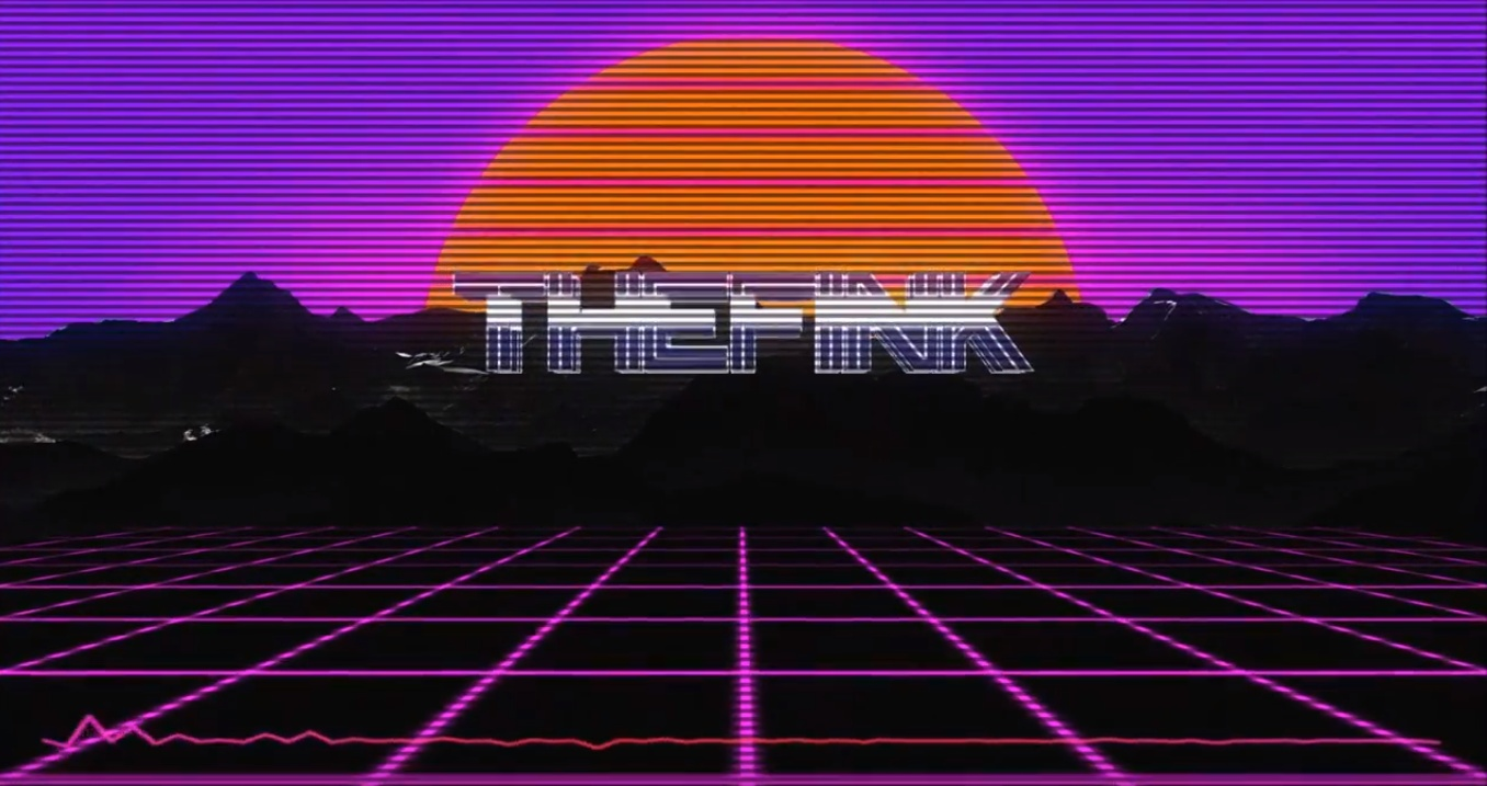 80s Intro Template