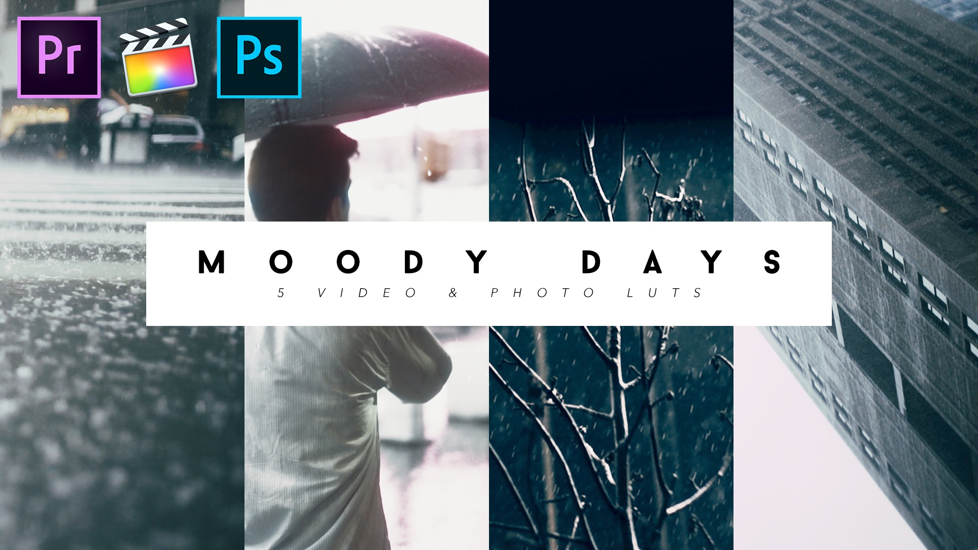 5 LUTS - MOODY DAYS / JONAH PLANK