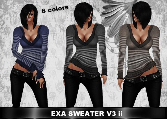EXA Sweater V3 ii