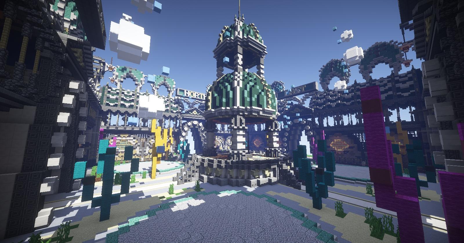 Atlantis Aqua Factions Spawn