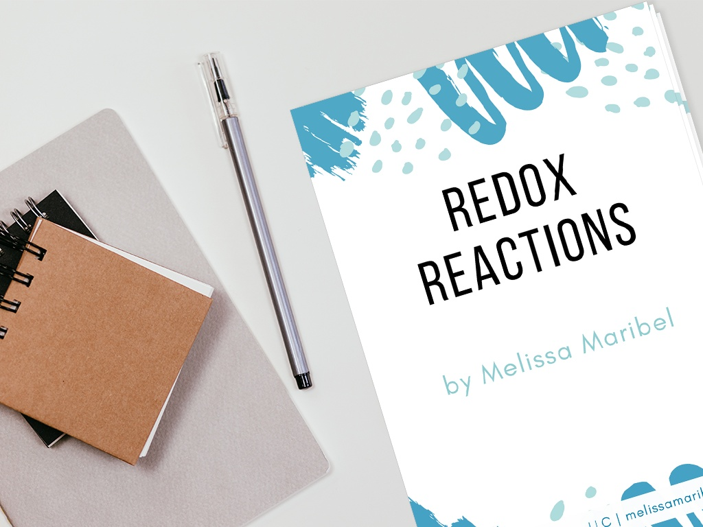 Redox Reactions Notes