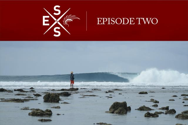 eat.sleep.surf - Indonesia - Episode 2: Asu to Jakarta (Mentawiai Islands)