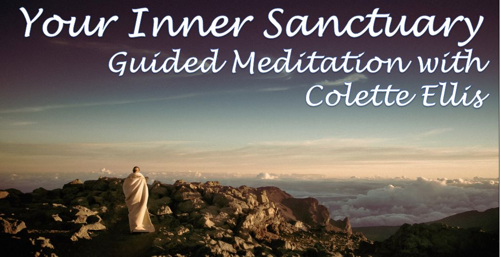 Inner Sanctuary: Guided Meditation with Colette Ellis