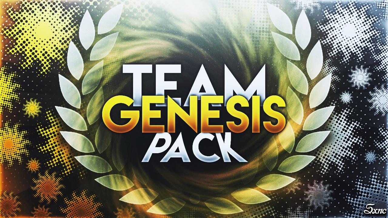Genesis Custom Textures Pack