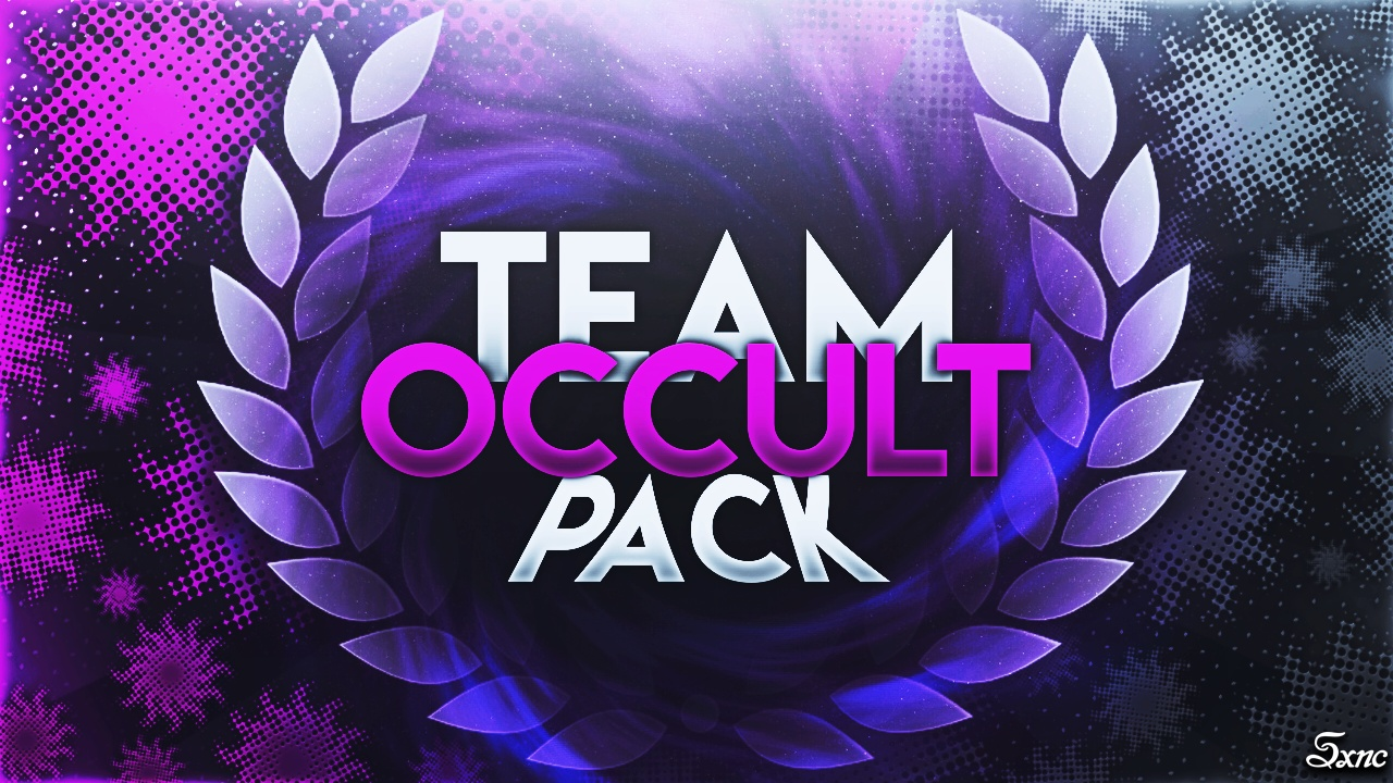 Occult Custom Textures Pack