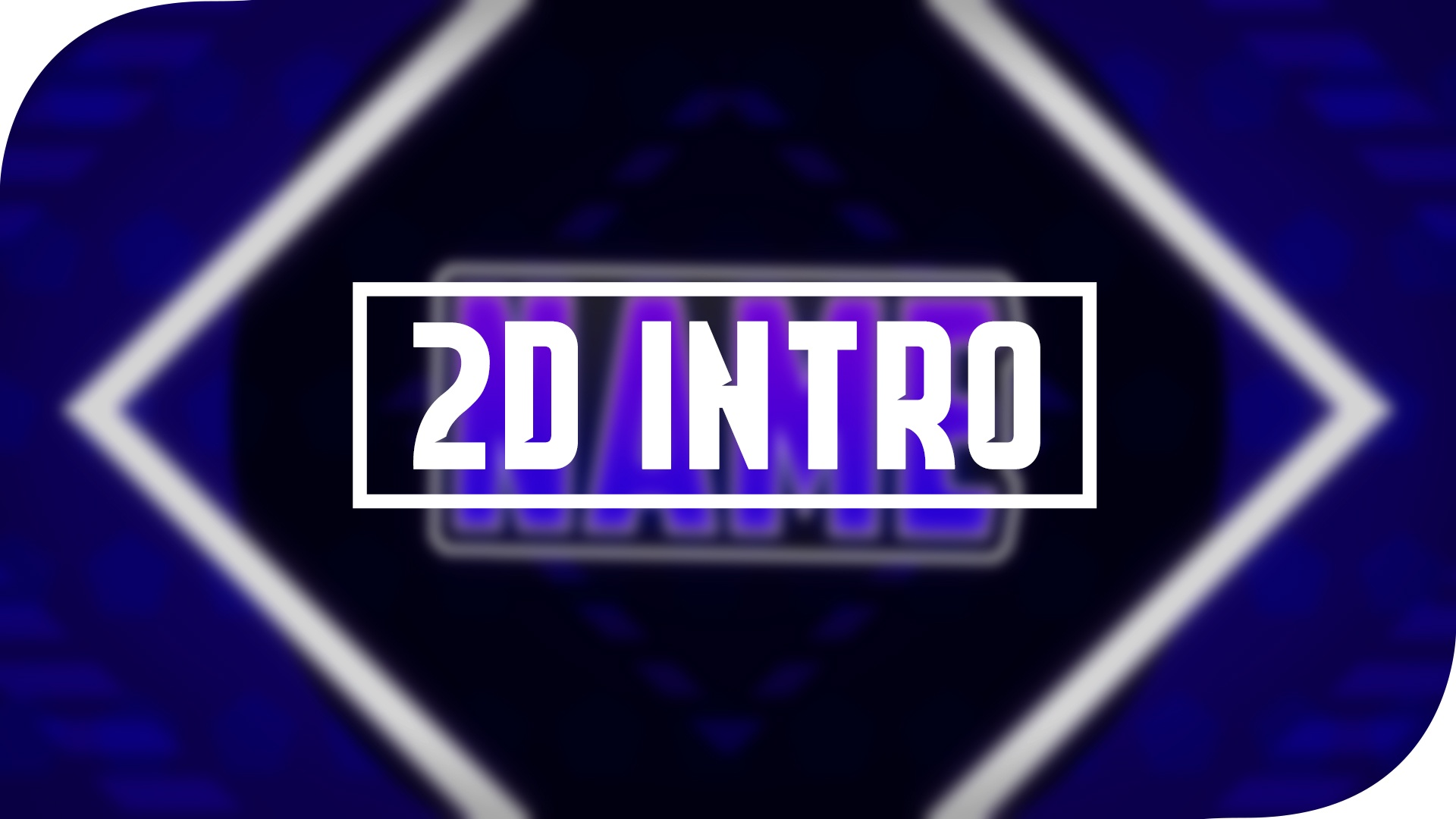 Custom 2D Overlay Intro By ShadeDesigns!