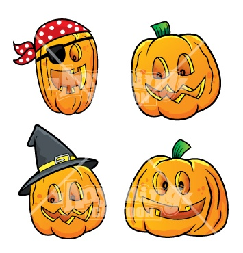 Jack-O'-Lantern Package (Small)