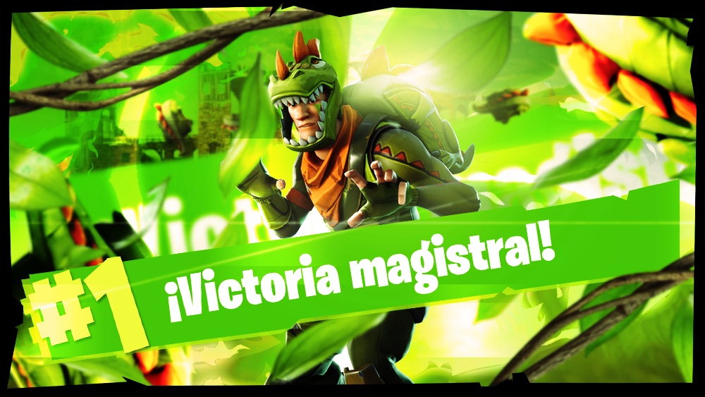 Miniatura Exclusiva - Fortnite
