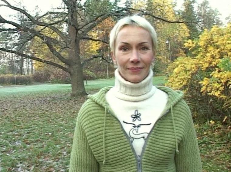 Anne Nuotio - Esittely