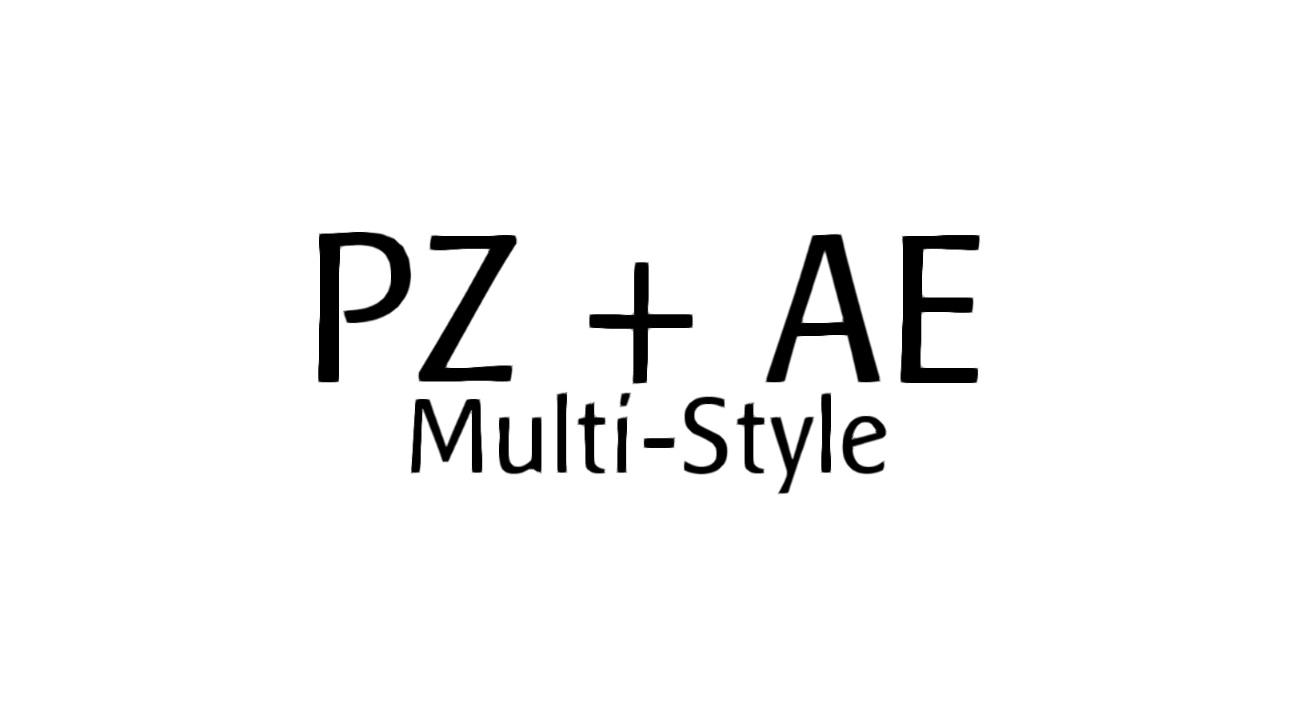 Panzoid + AE Multi-Style Intro [EUR]