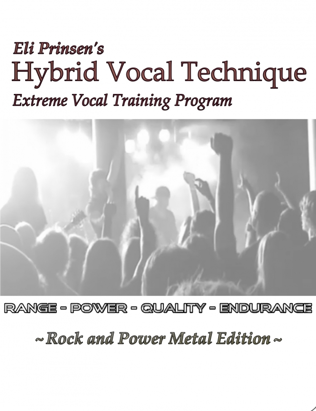 Eli Prinsen's HVT Extreme Vocal Training Program