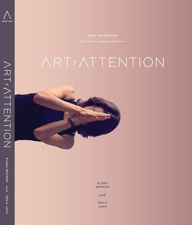 Art of Attention E-book