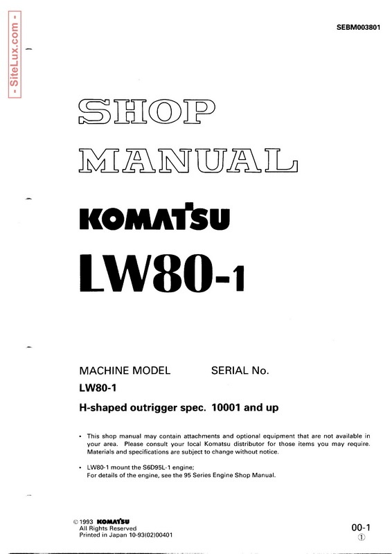 lw series manual Make sure to save this manual for future reference series safety precautions04 unit specifications and features illustrations in this manual a.