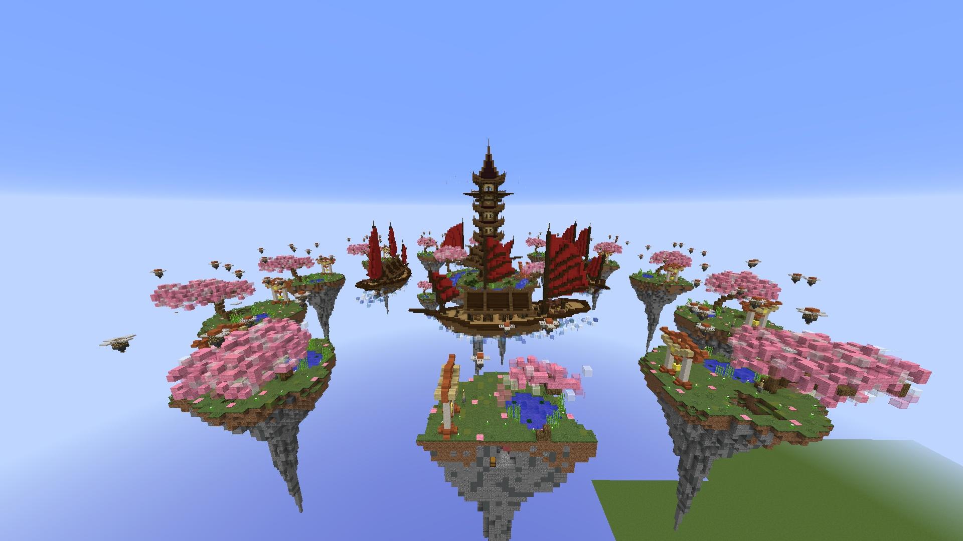 Skywars Asiatique