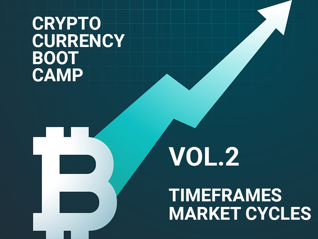 CryptoBootCamp Vol.2 - Timeframes & Market Cycles - Part 2.2 / 2.2