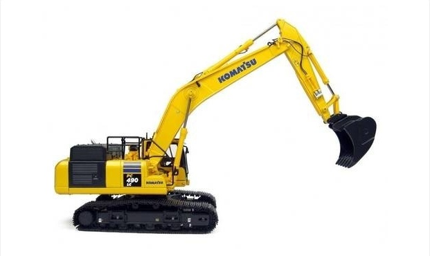 KOMATSU PC490LC-11 HYDRAULIC EXCAVATOR SERVICE REPAIR MANUAL (S/N: 85001 and up)