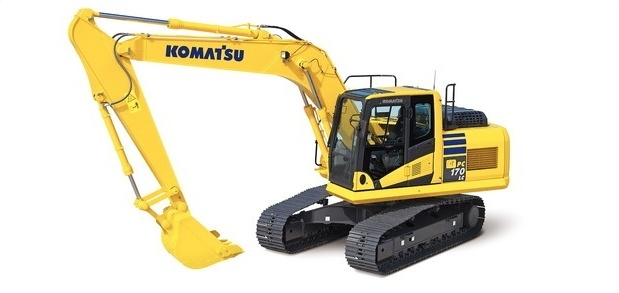 KOMATSU PC170LC-10 HYDRAULIC EXCAVATOR SERVICE REPAIR MANUAL