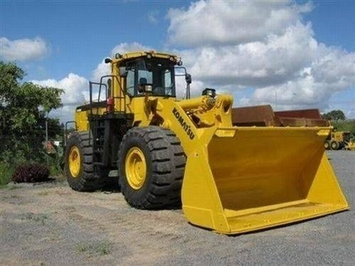 KOMATSU WA600-3L WHEEL LOADER SERVICE REPAIR MANUAL