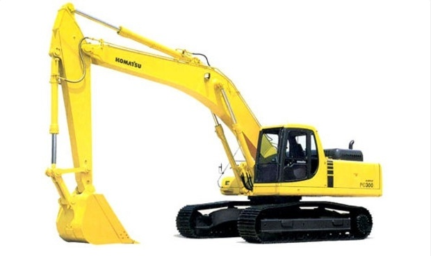 KOMATSU PC300-7, PC300LC-7, PC350-7, PC350LC-7 EXCAVATOR SHOP MANUAL