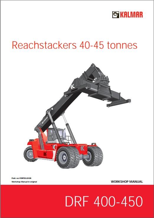 kalmar drf400-450 workshop manual