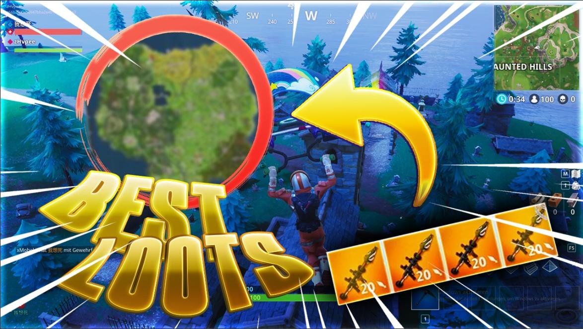 Fortnite Thumbnail