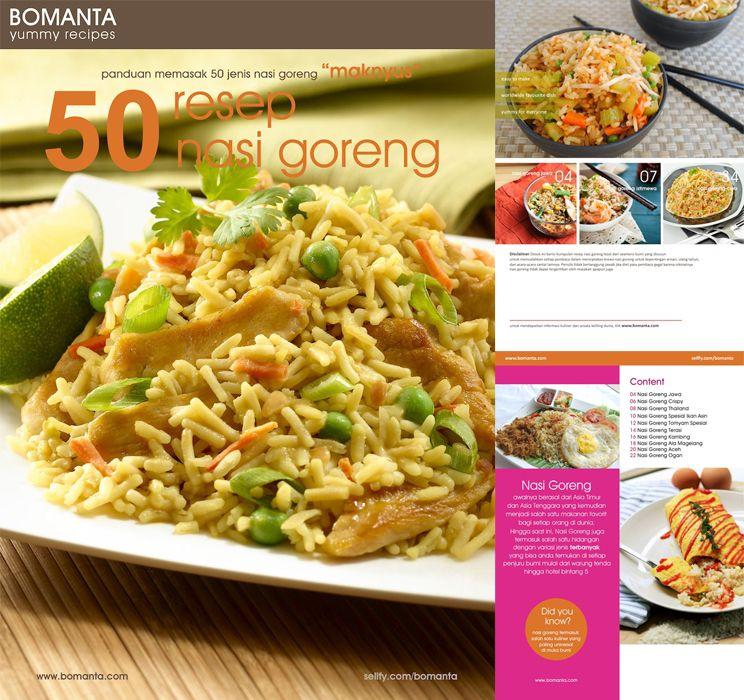 50 Resep Nasi Goreng Maknyuss