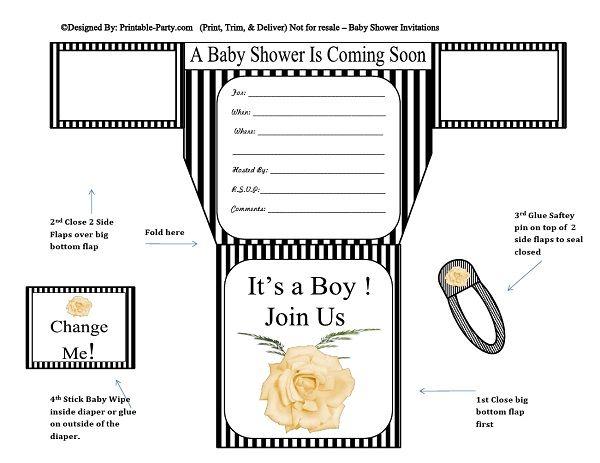 black-white-stripes-diaper-boy-printable-baby-shower-invitation