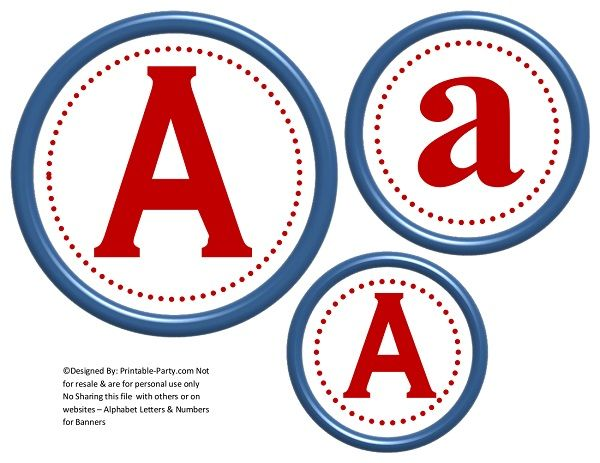 6-inch-dark-red-blue-circle-printable-banner-letters-numbers-a-z-0-9