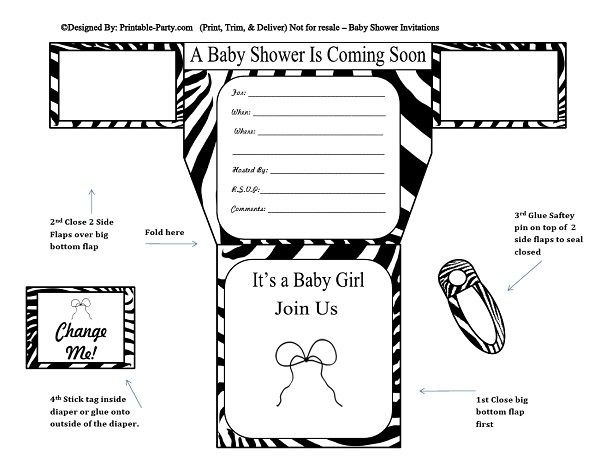 black-zebra-diaper-girl-baby-shower-invitation