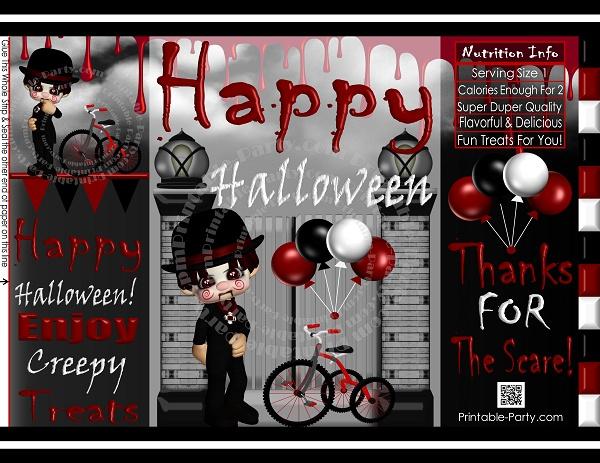 printable-chip-cookie-treat-favor-bags-potato-halloween-clown-creepy