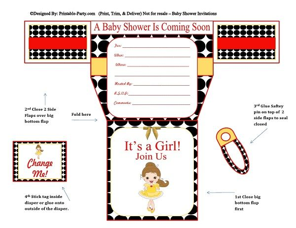 black-white-polka-dots-beauty-diaper-girl-baby-shower-invitation