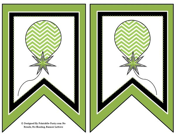 5-inch-swallowtail-olive-green-black-printable-banner-letters-a-z-0-9