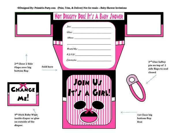 pink-black-stripe-mouse-diaper-girl-baby-shower-invitation