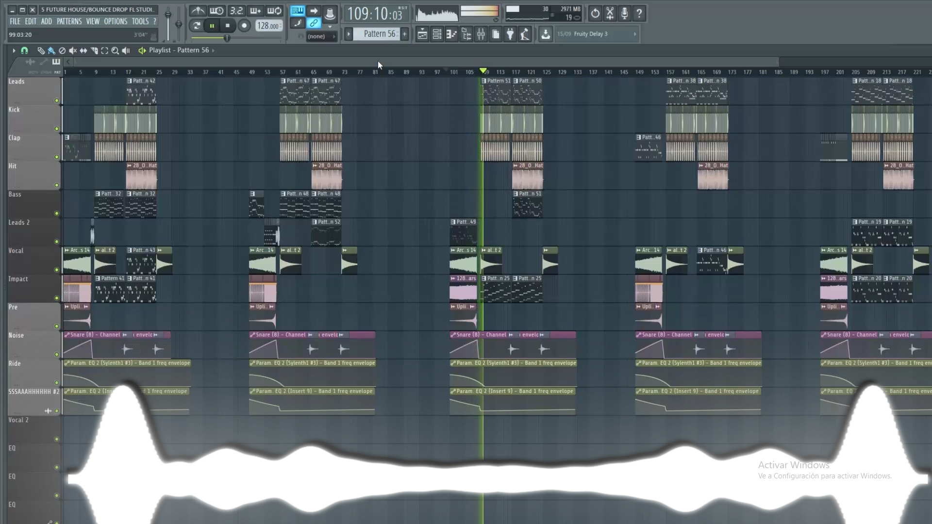 5 FUTURE HOUSE/BOUNCE DROPS FL STUDIO +FLP