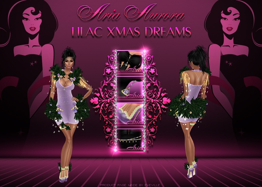 Lilac Xmas Bundle,Resel Right!!