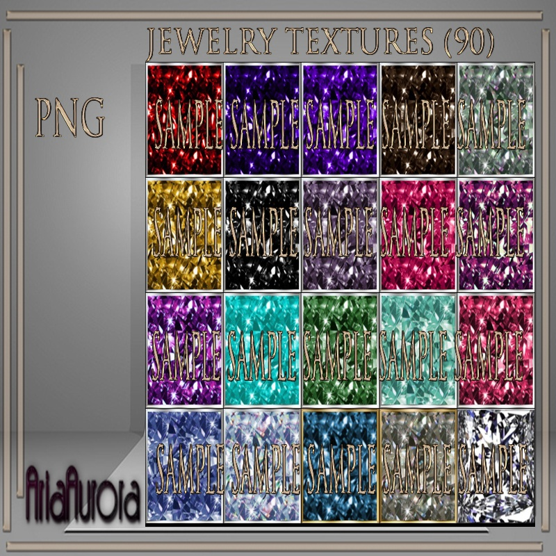 YEWRELY TEXTURES 90 PNG PEACES RESELL RIGHT!!!