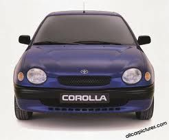 Toyota Corolla 1996 1997 1998 repair manual