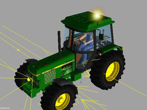 Deere 2140 Tractor Service Repair Manual pdf – John Deere 2140 Wiring-diagram 4x4