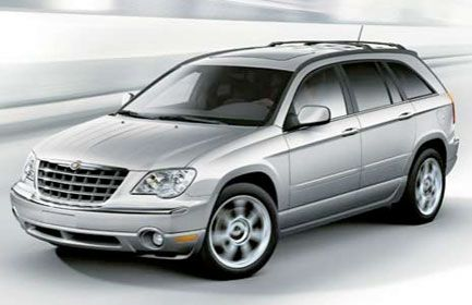 2007 chrysler pacifica repair manual