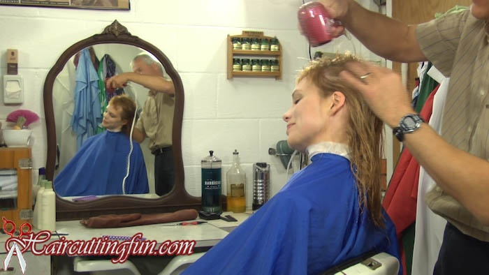 Billie's Ivy League Haircut and Clipper Cut - VOD Digital Video on Demand