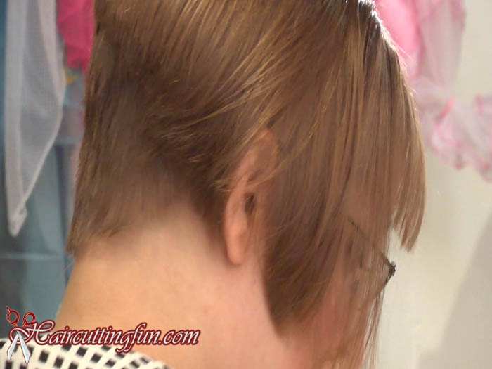 Skye Noelle's Inverted Bob Haircut - VOD Digital Video on Demand Download