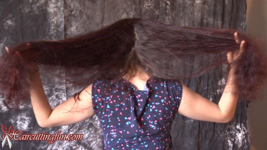 Art of Tina's Wedge Pixie Haircut - VOD Digital Video on Demand
