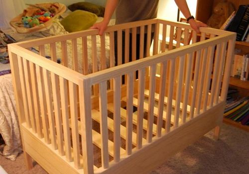 Build the Crib - Complete Plans