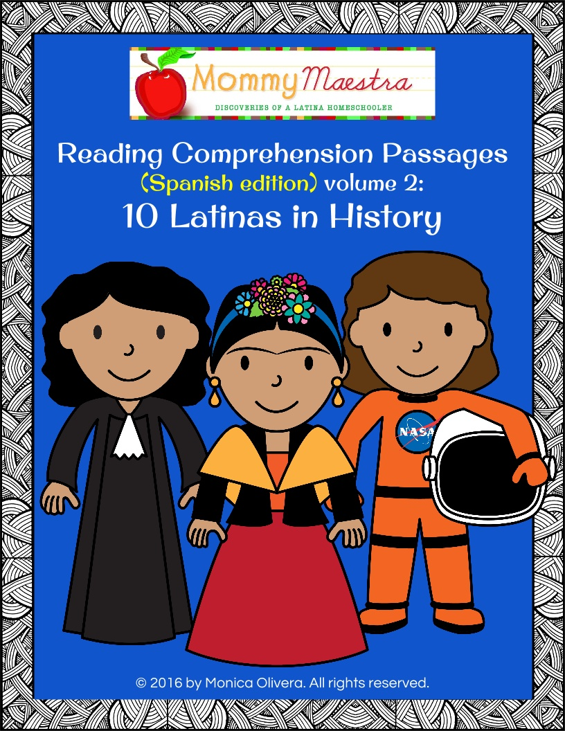 4th grade reading comprehension worksheets spanish